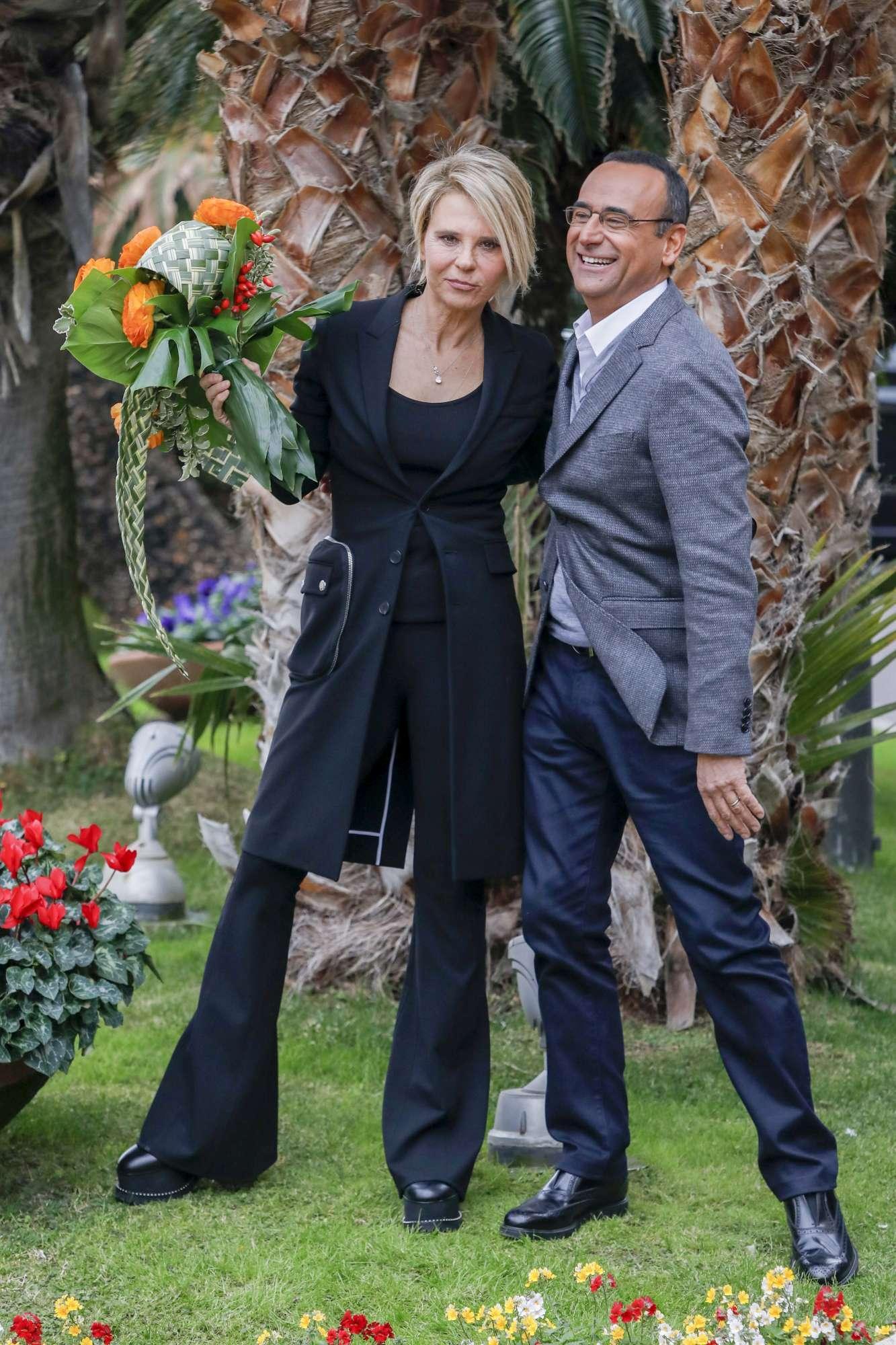 Sanremo 2017, al timone Carlo Conti e Maria De Filippi