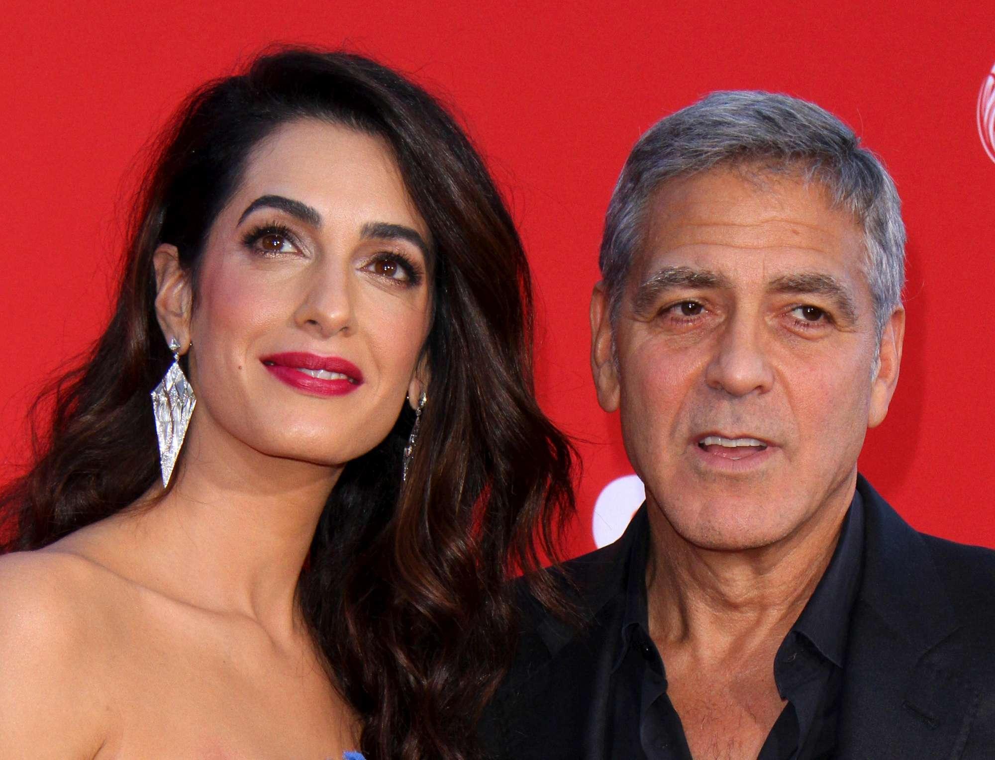 Amal Clooney compie 40 anni: guarda le sue foto più belle