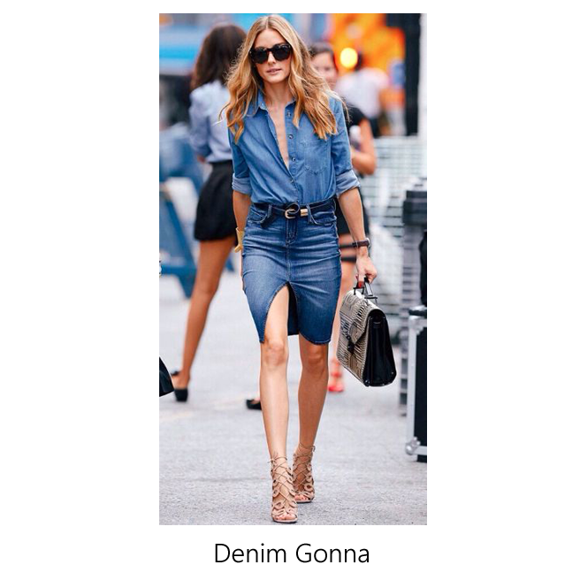 Denim on denim: la moda si veste solo di jeans