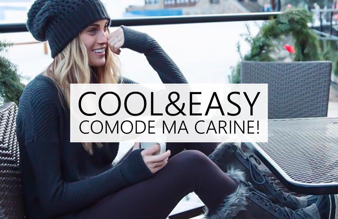 Calde e comode: la moda per il grande freddo