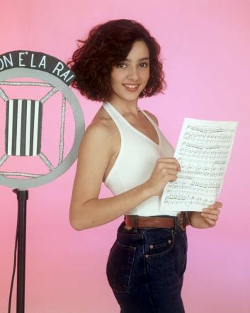 Non è la Rai, 20 anni fa l ultima puntata del varietà che ha lanciato Ambra Angiolini