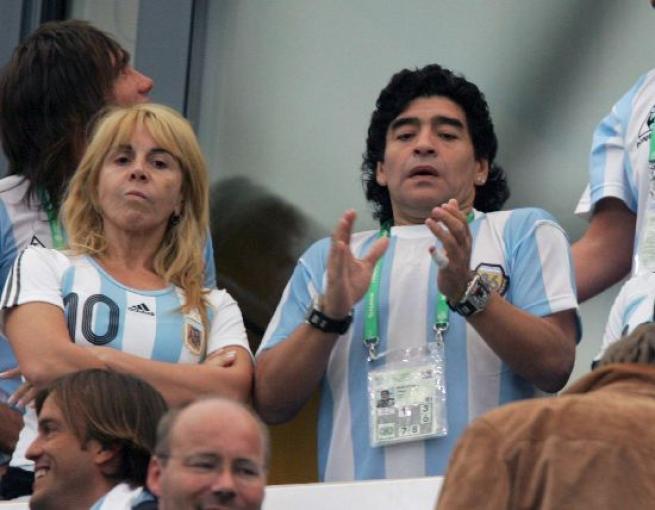 Maradona fa 55 anni: auguri Pibe de Oro