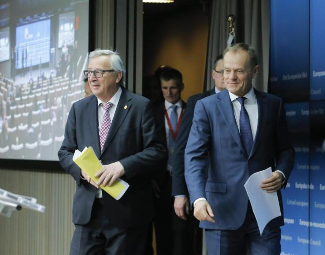 Gb: Ue cerca accordo, Renzi ci crede meno Migranti, Vienna isolata al vertice