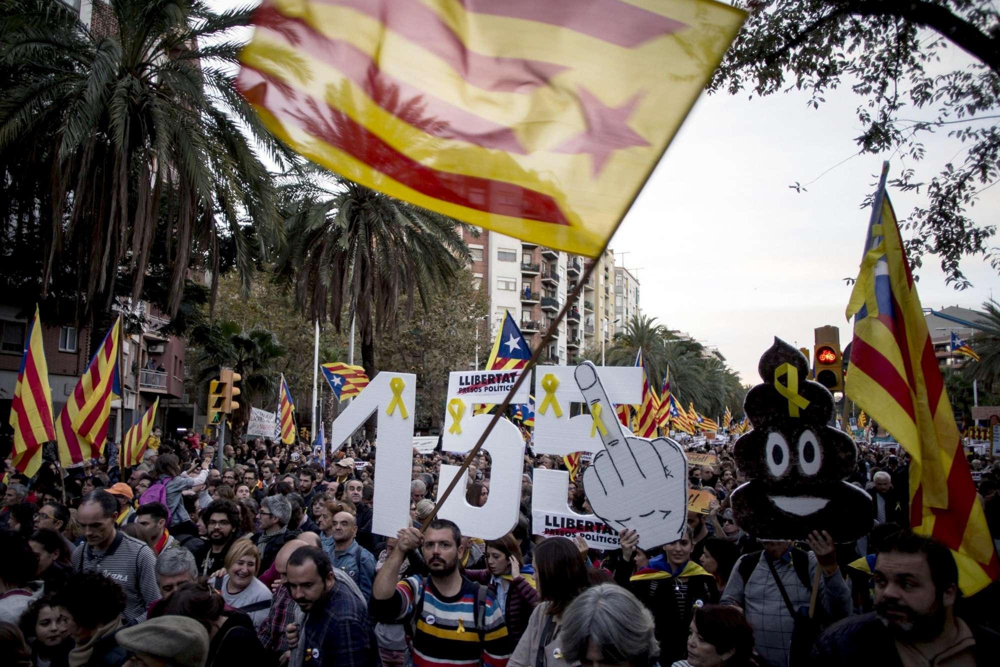 Esteri - Puigdemont:su Catalogna c'è alternativa