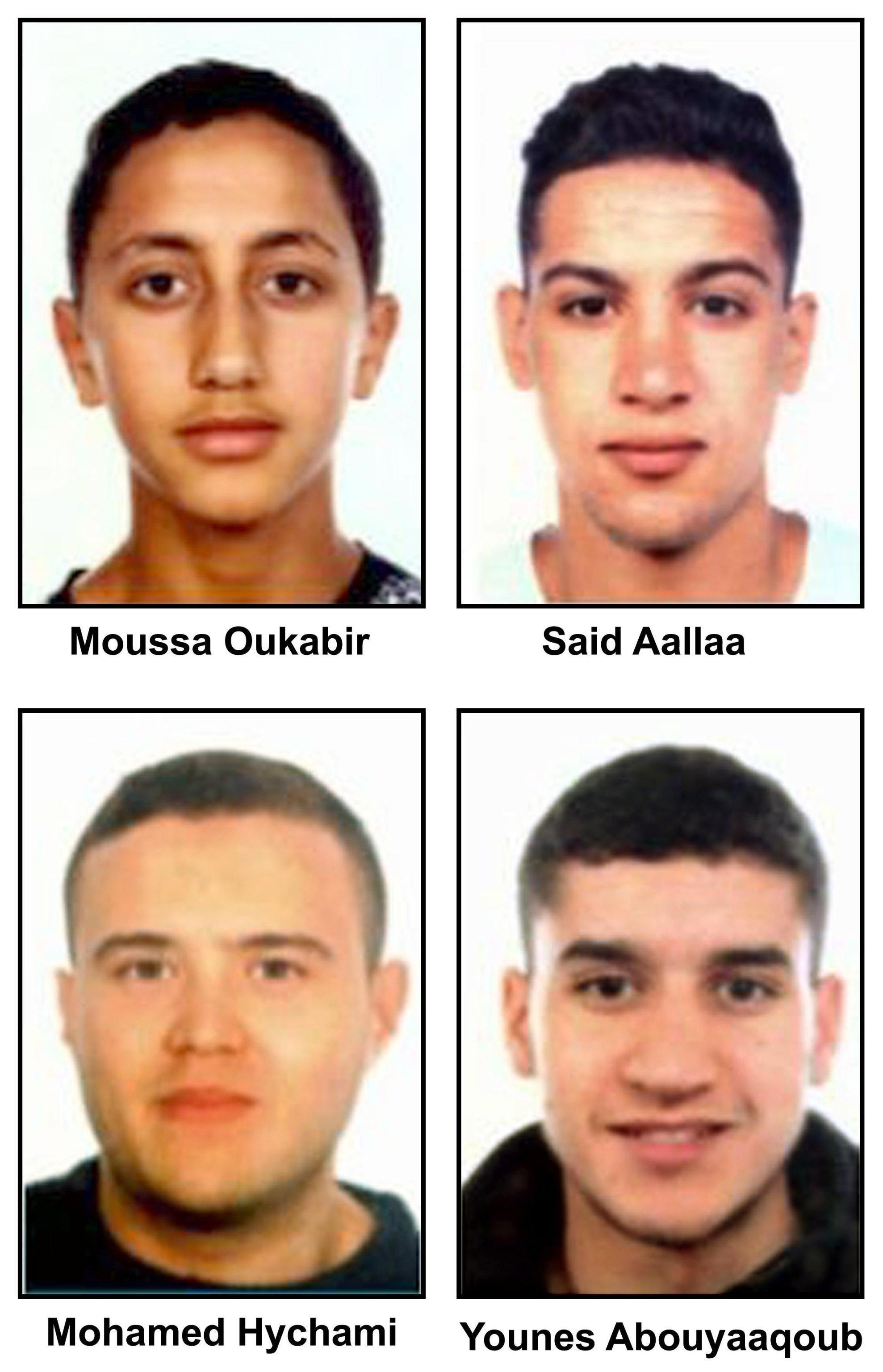 Barcellona, uccisi a Cambrils i quattro ricercati
