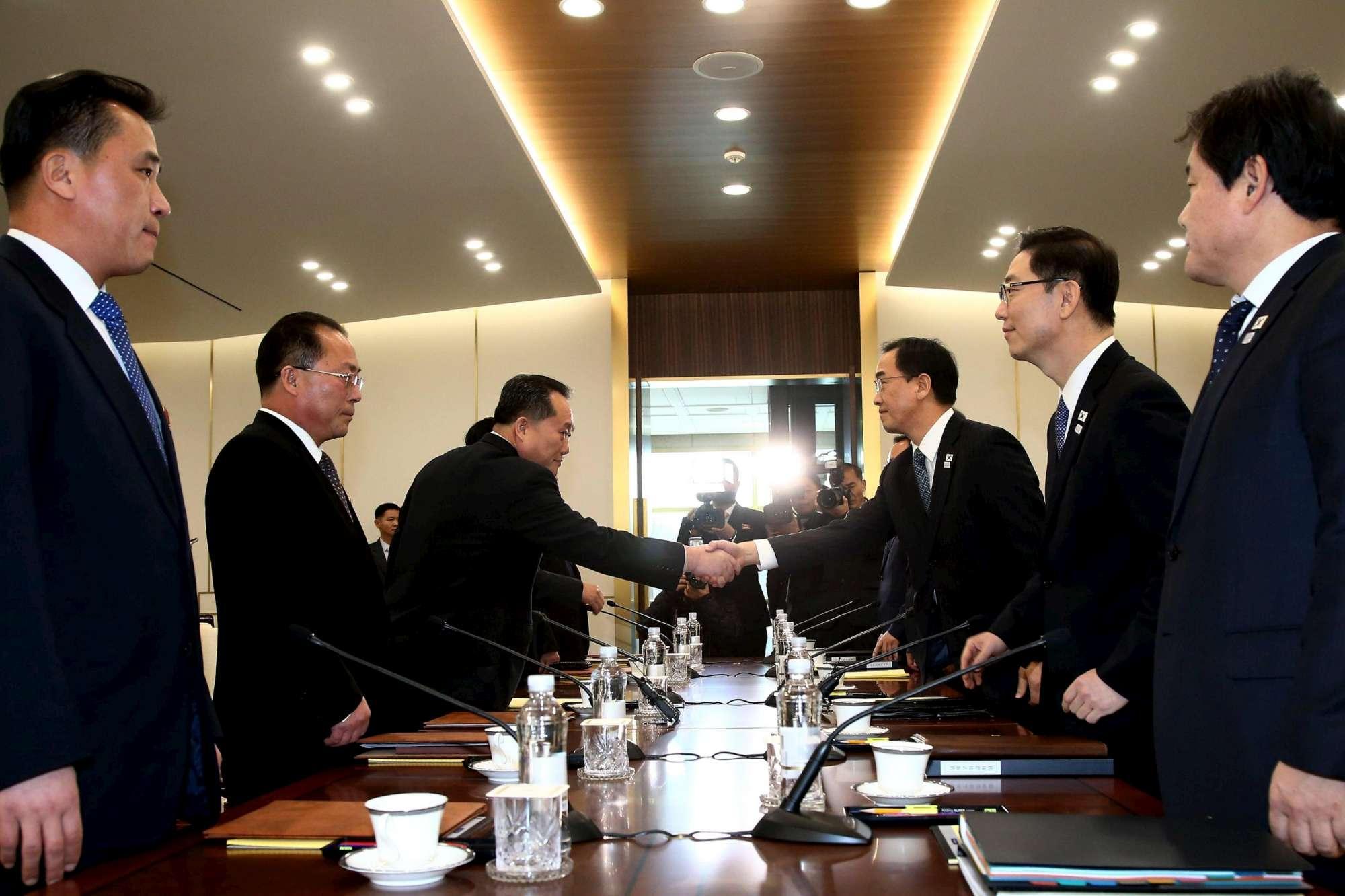 Vertice Pyongyang-Seul: dialogo ad alto livello tra le due Coree