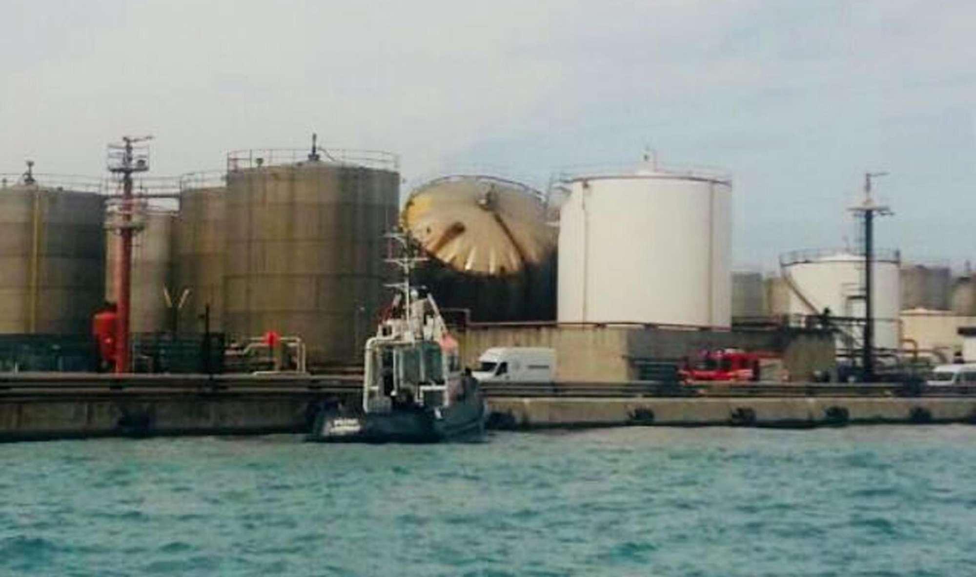Esplosione al porto di Livorno: morti due operai
