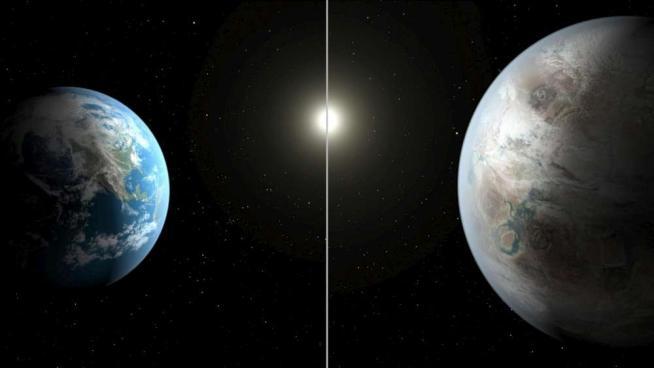 """Storico annuncio della Nasa: """"Scoperta un'altra Terra, potrebbe esserci vita"""""""