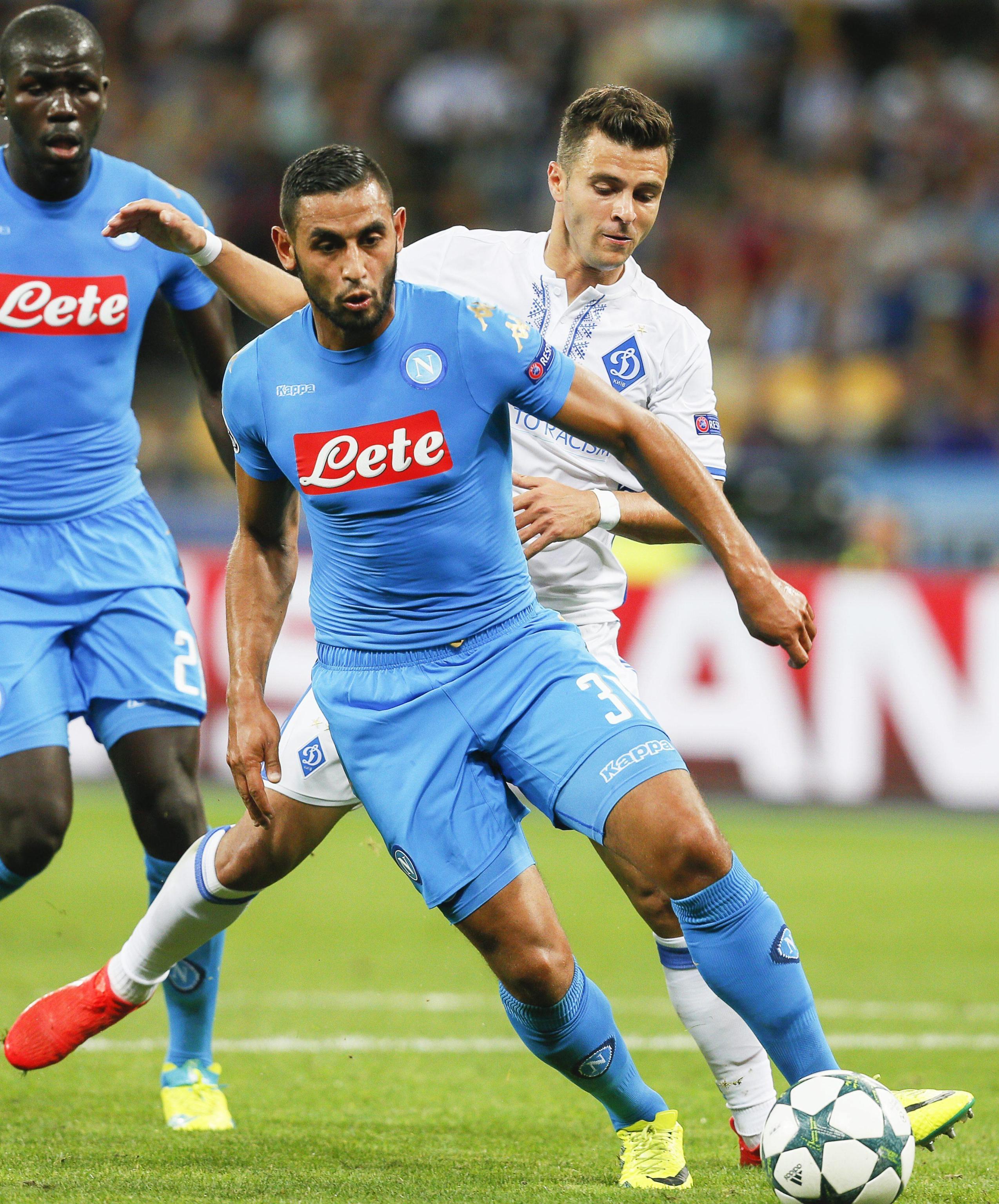 Milik formato Champions: il Napoli va