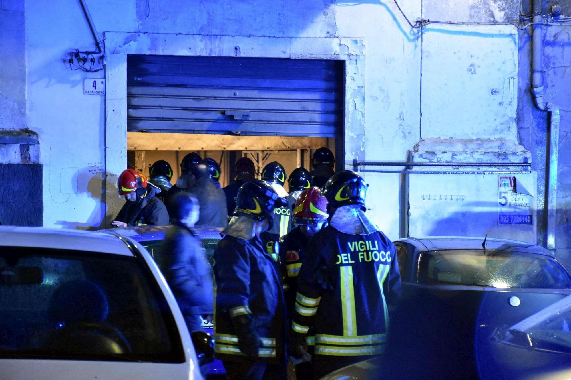 Esplosione per perdita gas a Catania, si sarebbero vittime