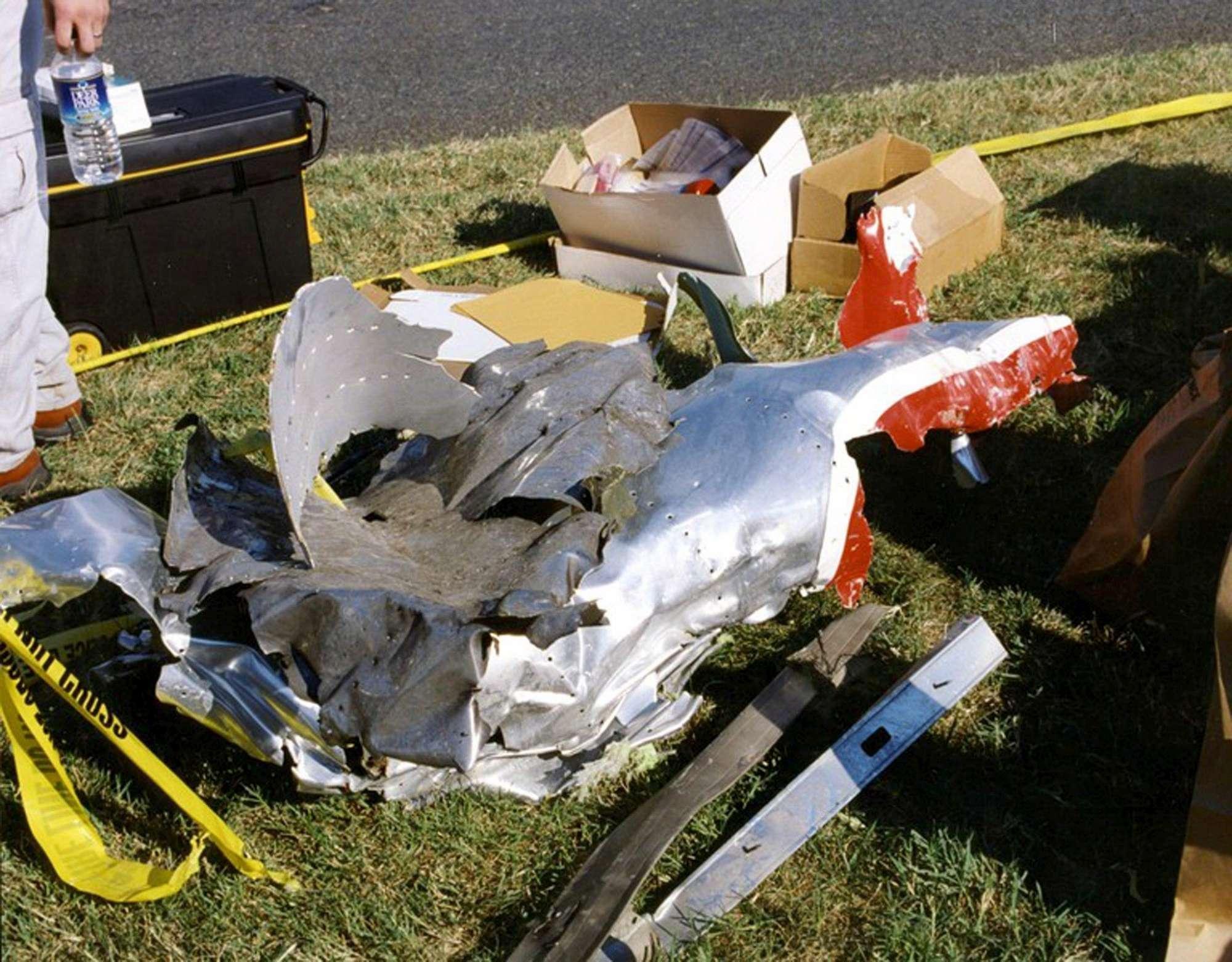 11 settembre, l Fbi diffonde le foto inedite dell attacco al Pentagono