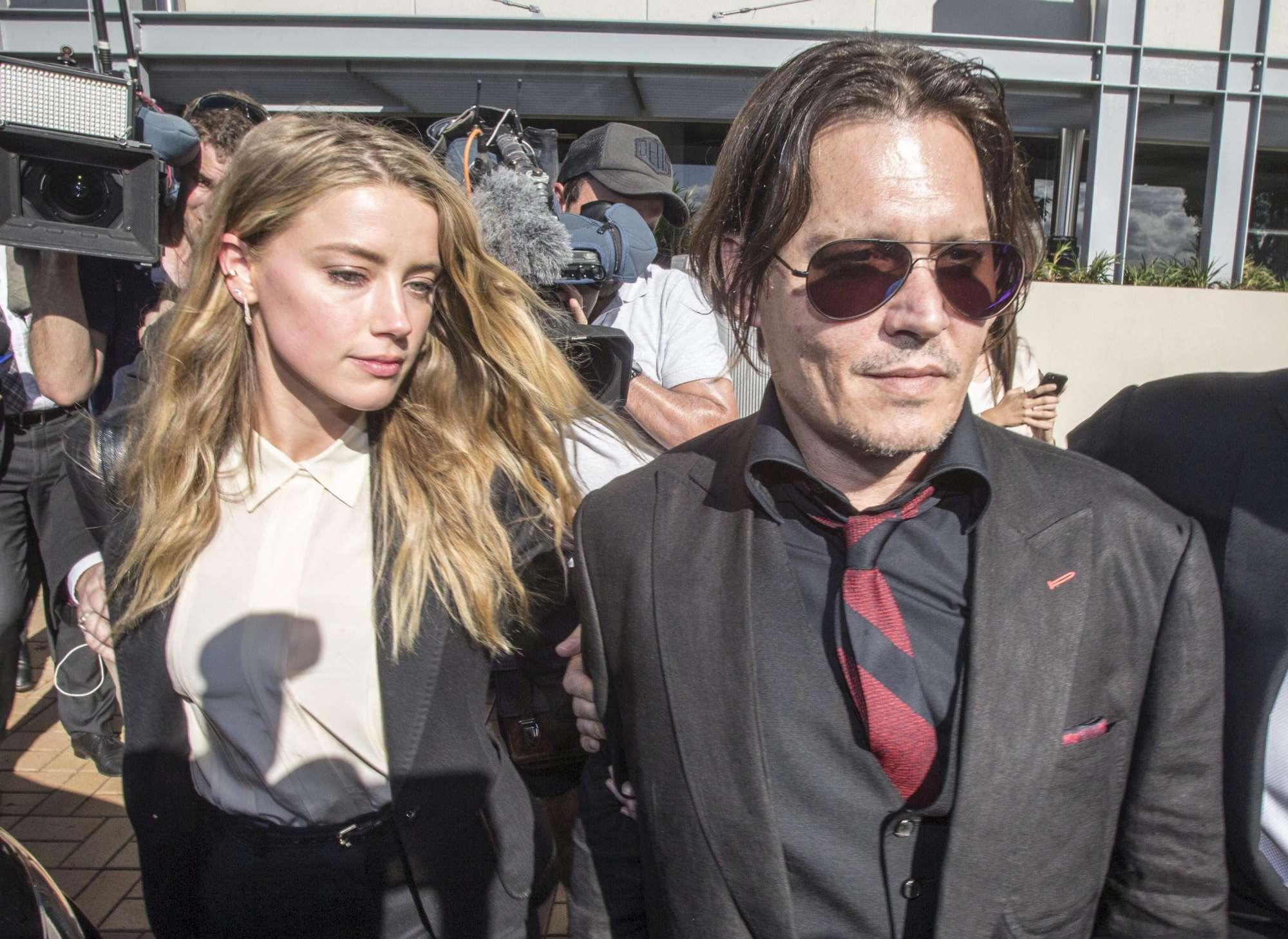 Niente carcere per la signora Depp