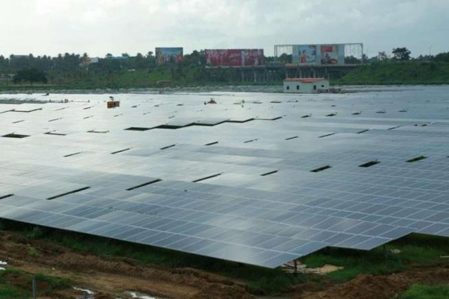 Trasporti rinnovabili: nasce in India il primo aeroporto solare al mondo
