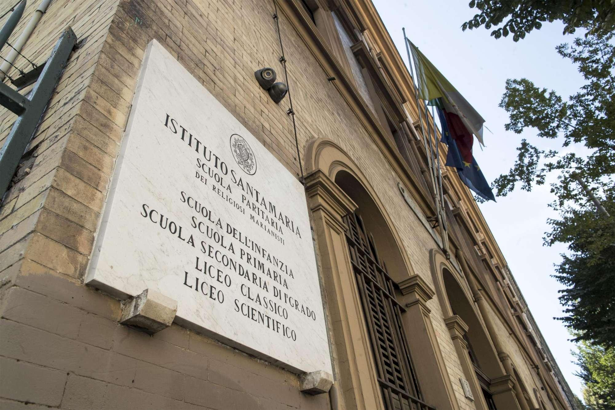 Roma, l Istituto Santa Maria: in corso i rilievi