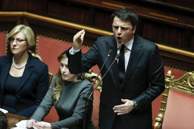 """Banche, Renzi: """"Riforma attesa da anni, il conflitto di interessi non esiste"""""""