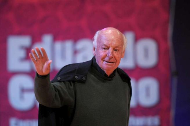 Scrittori, è morto Eduardo Galeano