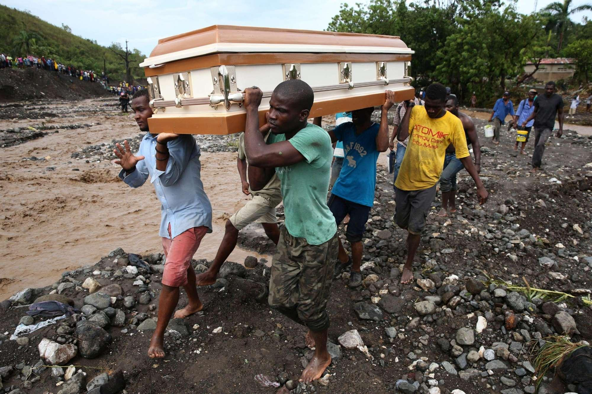 Haiti la morte arriva dal cielo, tornado e uragano C_2_fotogallery_3005551_1_image