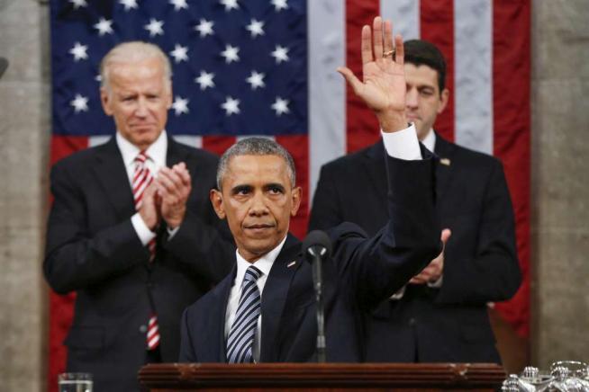 """Obama: """"Usa in declino? Solo fantasie"""" E cita il Papa: """"No odio verso i musulmani"""""""