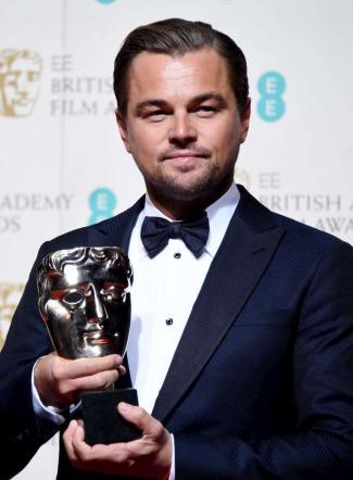 Cinema, ai Bafta trionfa Ennio Morricone Premi per The Revenant e DiCaprio