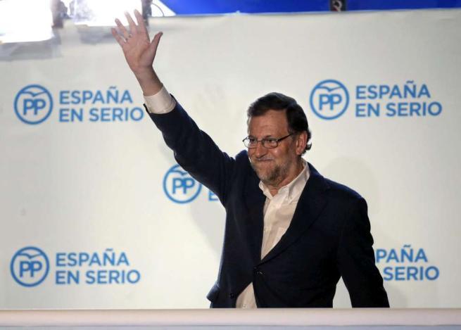 Spagna, prove di dialogo post votoRajoy cerca le larghe intese
