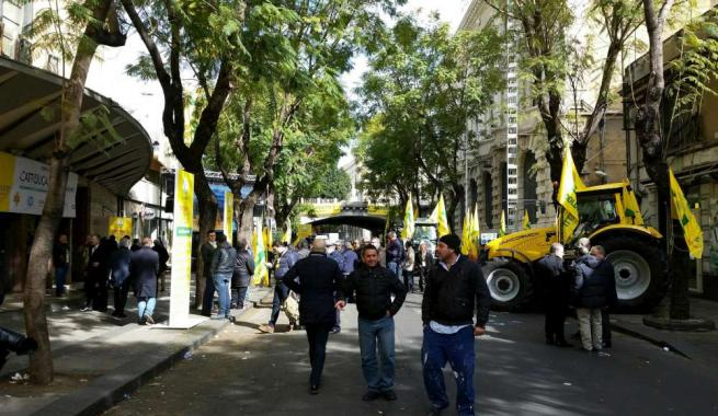 Olio dalla Tunisia, ok Ue aumento import a dazio zero: coltivatori italiani in piazza