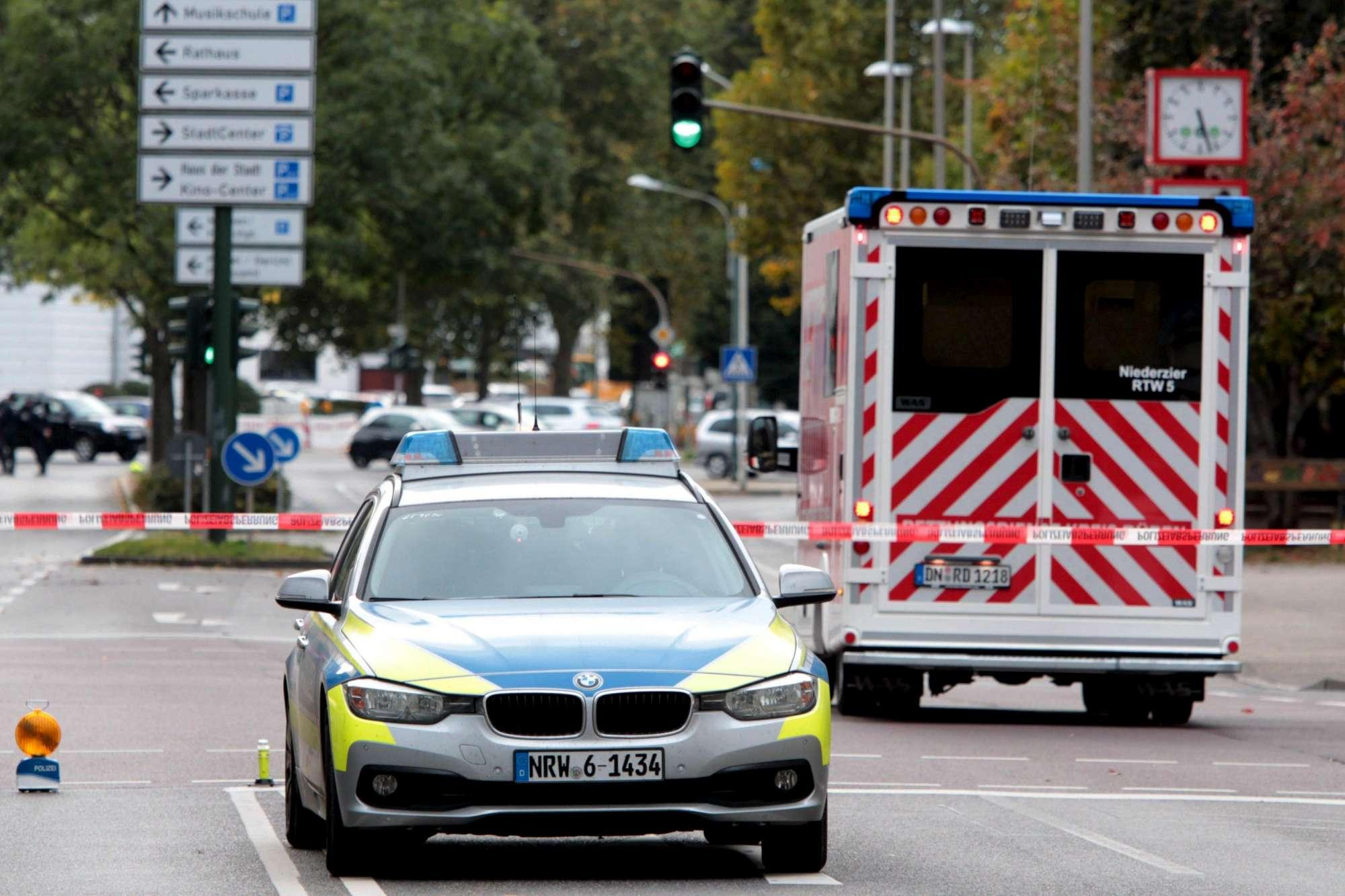 Germania, sparatoria dal parrucchiere: 1 morto e un ferito grave.
