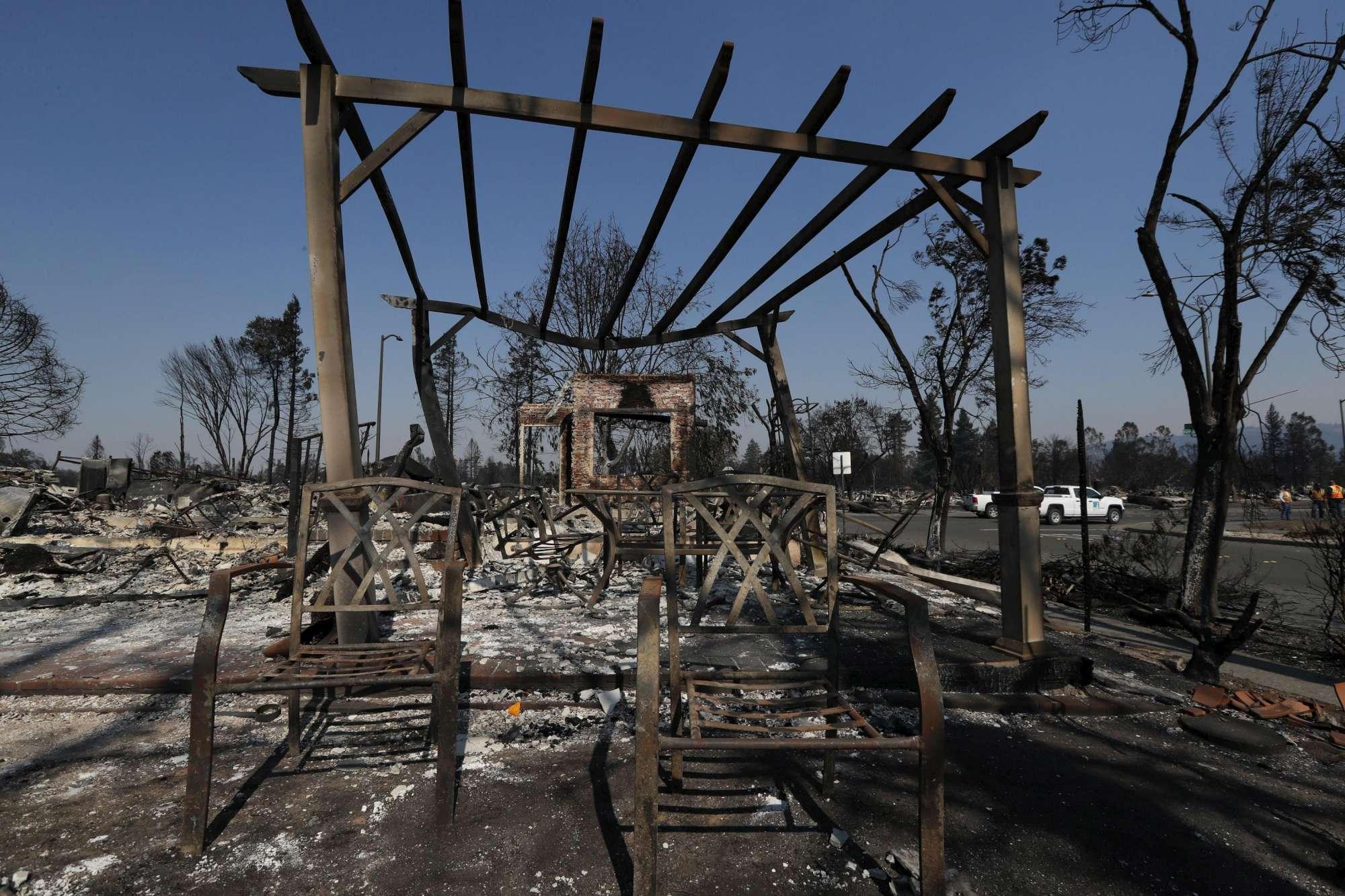 Devastanti incendi in California: morti e dispersi