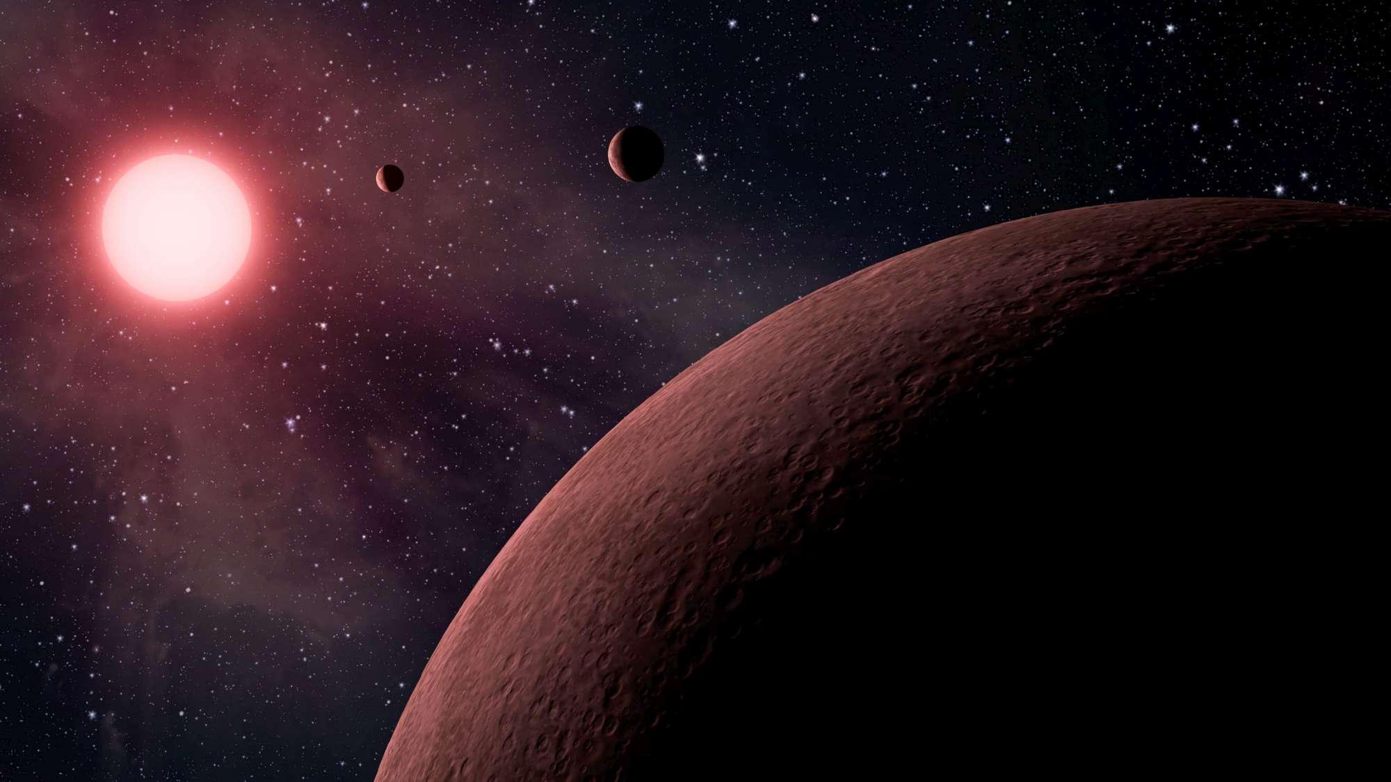 I mondi alieni... ci circondano Secondo la Nasa sono 3.200