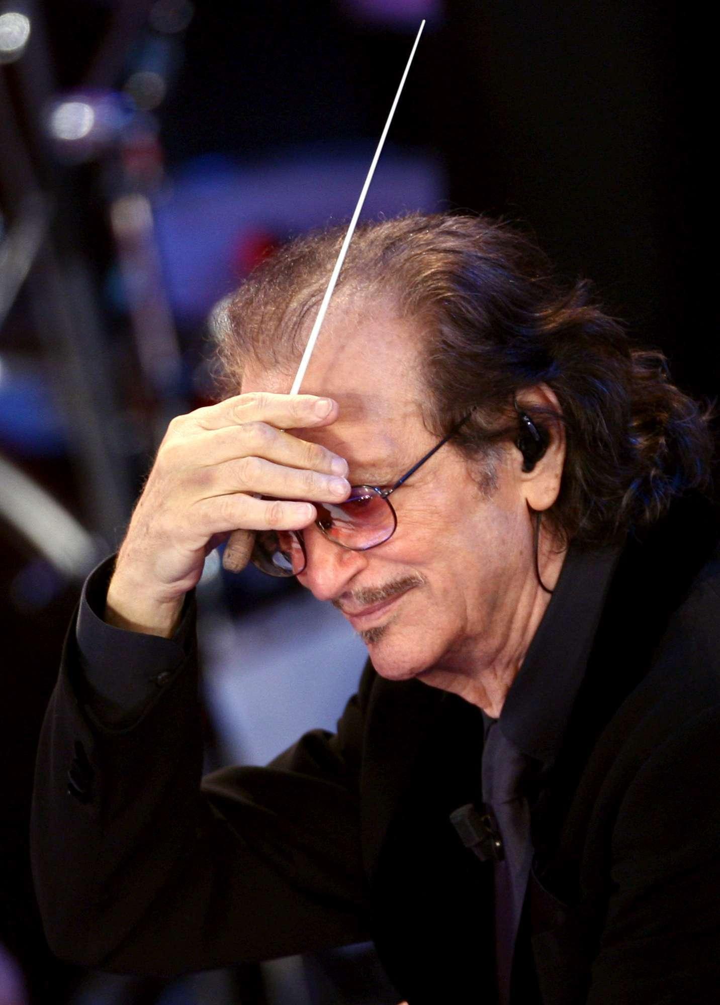 Musica, morto il maestro Pippo Caruso
