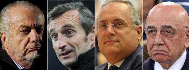 False fatturazioni in Serie A e B: gli indagati sono 64, molti nomi eccellenti