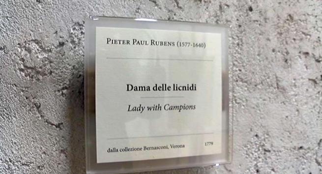 Verona, maxi furto opere d'arte: da Rubens, a Tintoretto, al Mantegna
