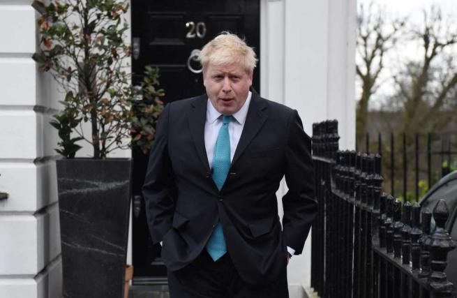 """Brexit, il sindaco di Londra Boris Johnson gela Cameron: """"Voterò per l'uscita dall'Ue"""""""