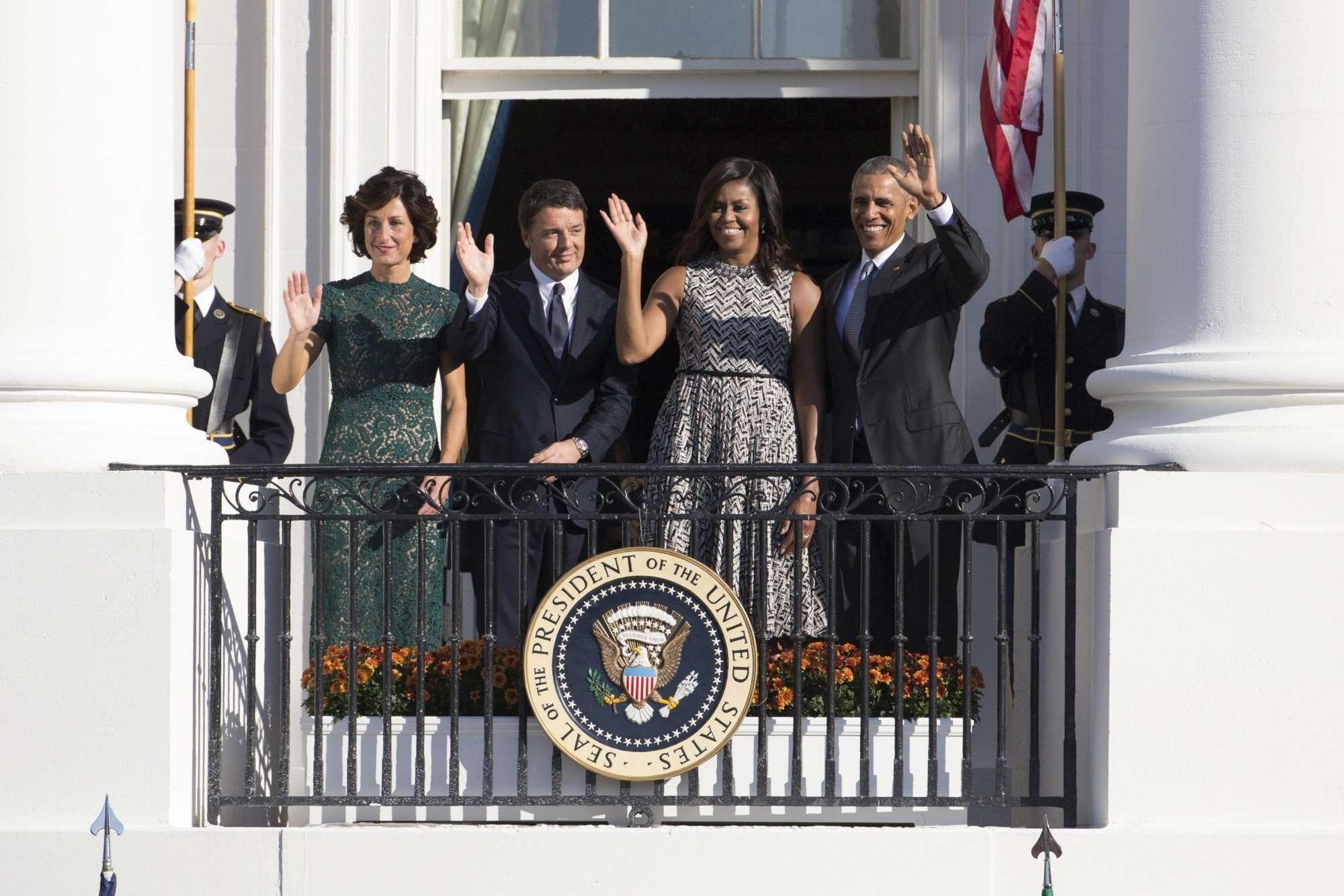 L'abito Dior di Bebe Vio per la cena con Barack Obama