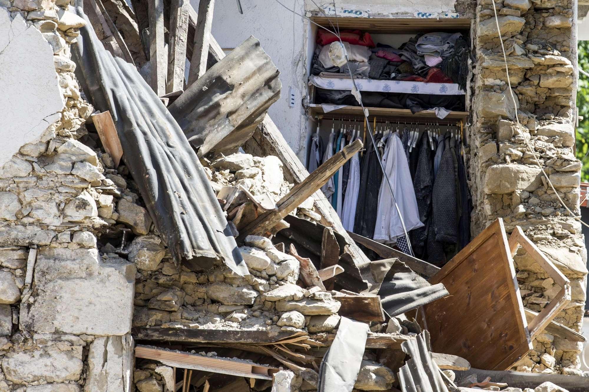 Terremoto in CentroItalia, danni per oltre 23 miliardi di euro