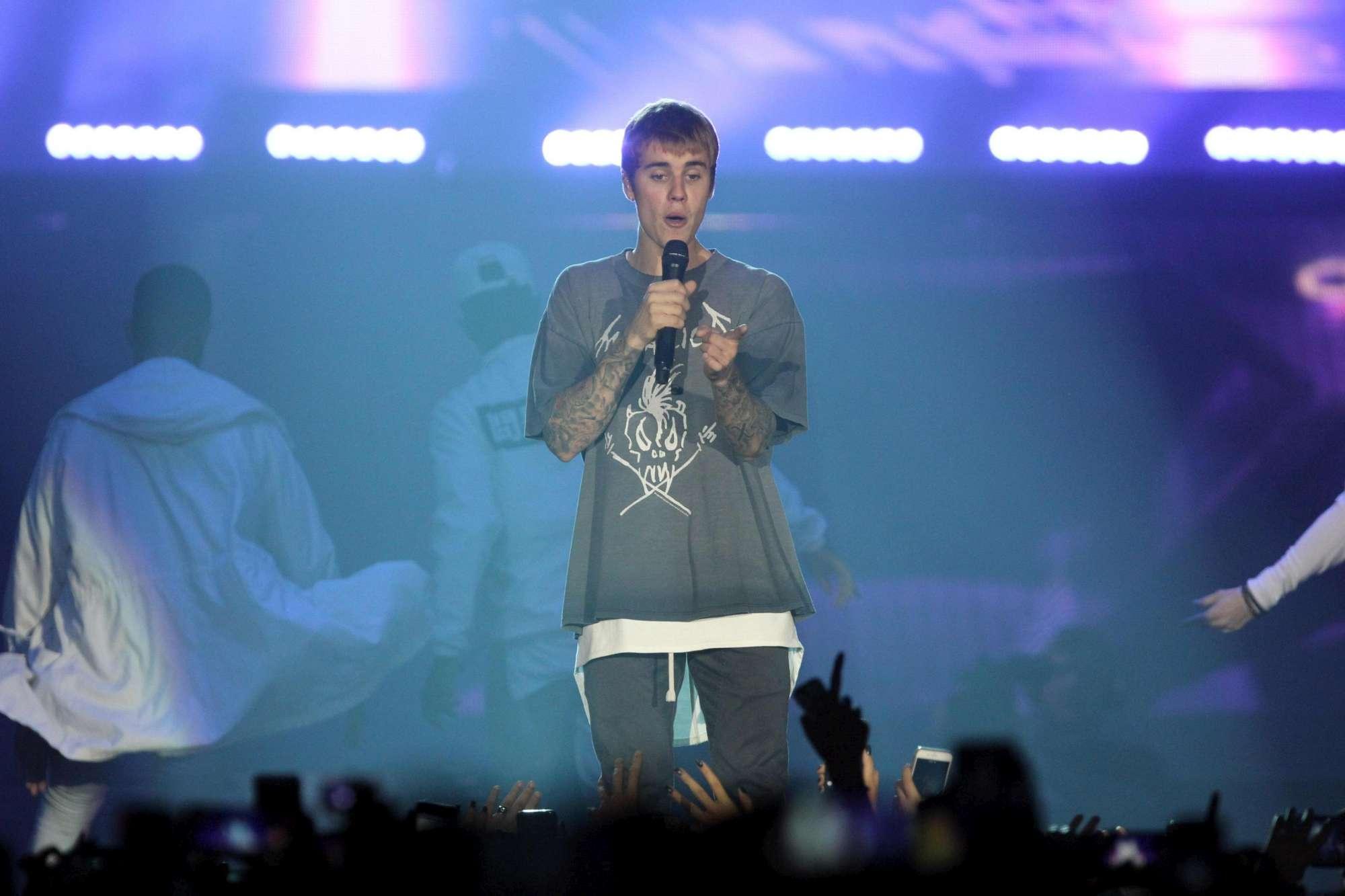 Justin Bieber deve comportarsi meglio, se vuole fare un concerto in Cina