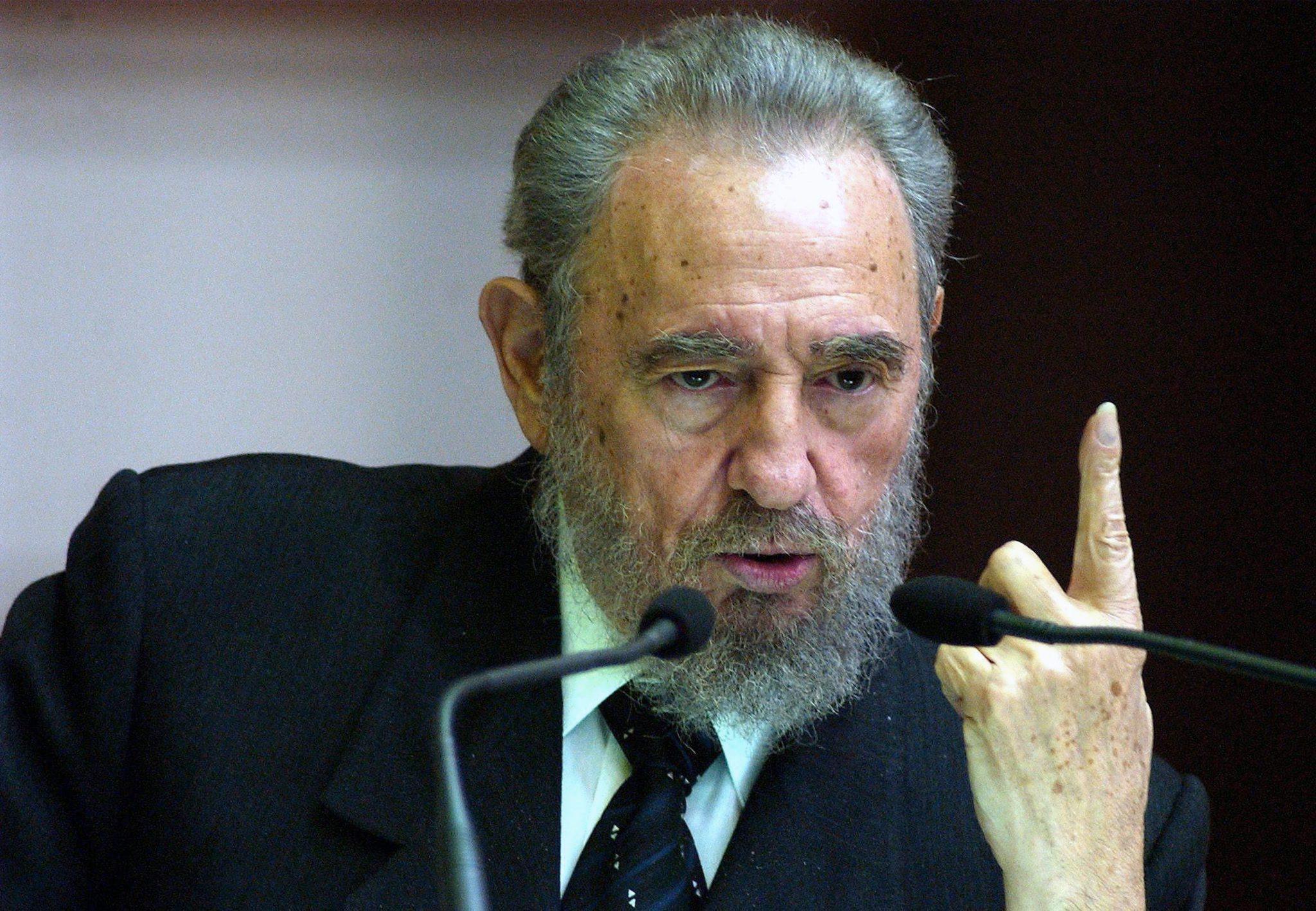 Fidel Castro, le foto di ieri e oggi del Líder Maximo
