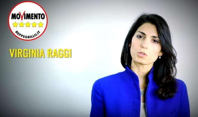 """Roma, Virginia Raggi vince le """"Comunarie"""" online: è lei la candidata sindaco del M5s"""