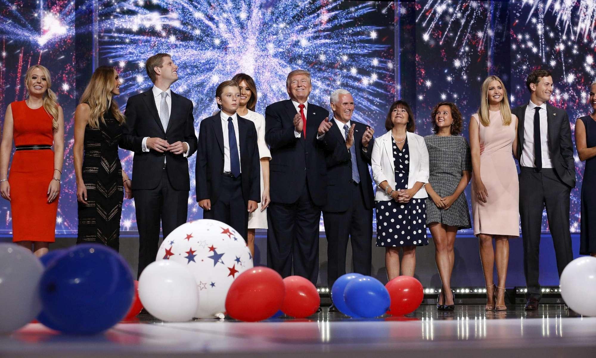 Ivanka Trump, la figlia  icona di stile  del presidente degli Stati Uniti
