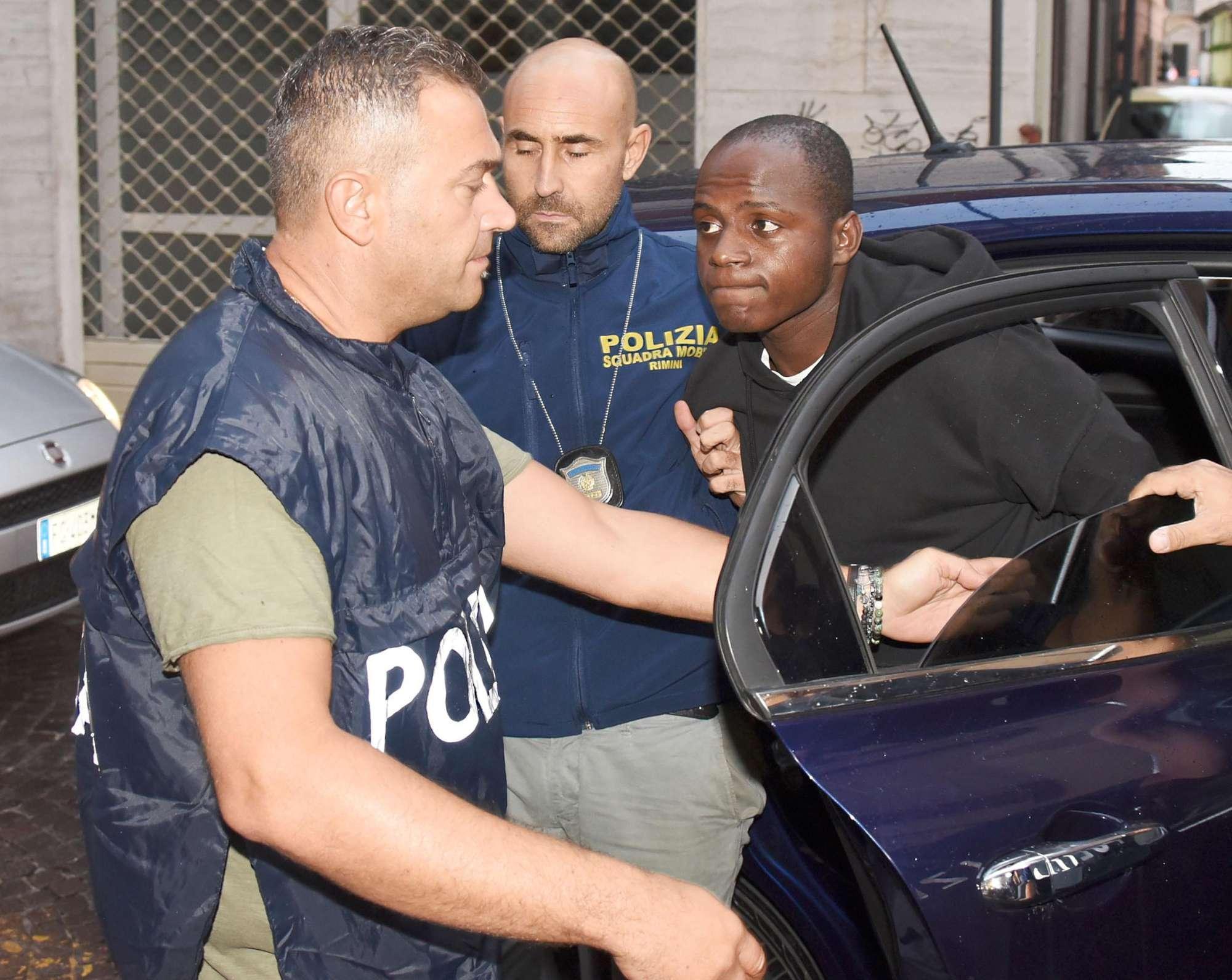 Stupri a Rimini, preso anche il quarto ricercato: è un 20enne congolese