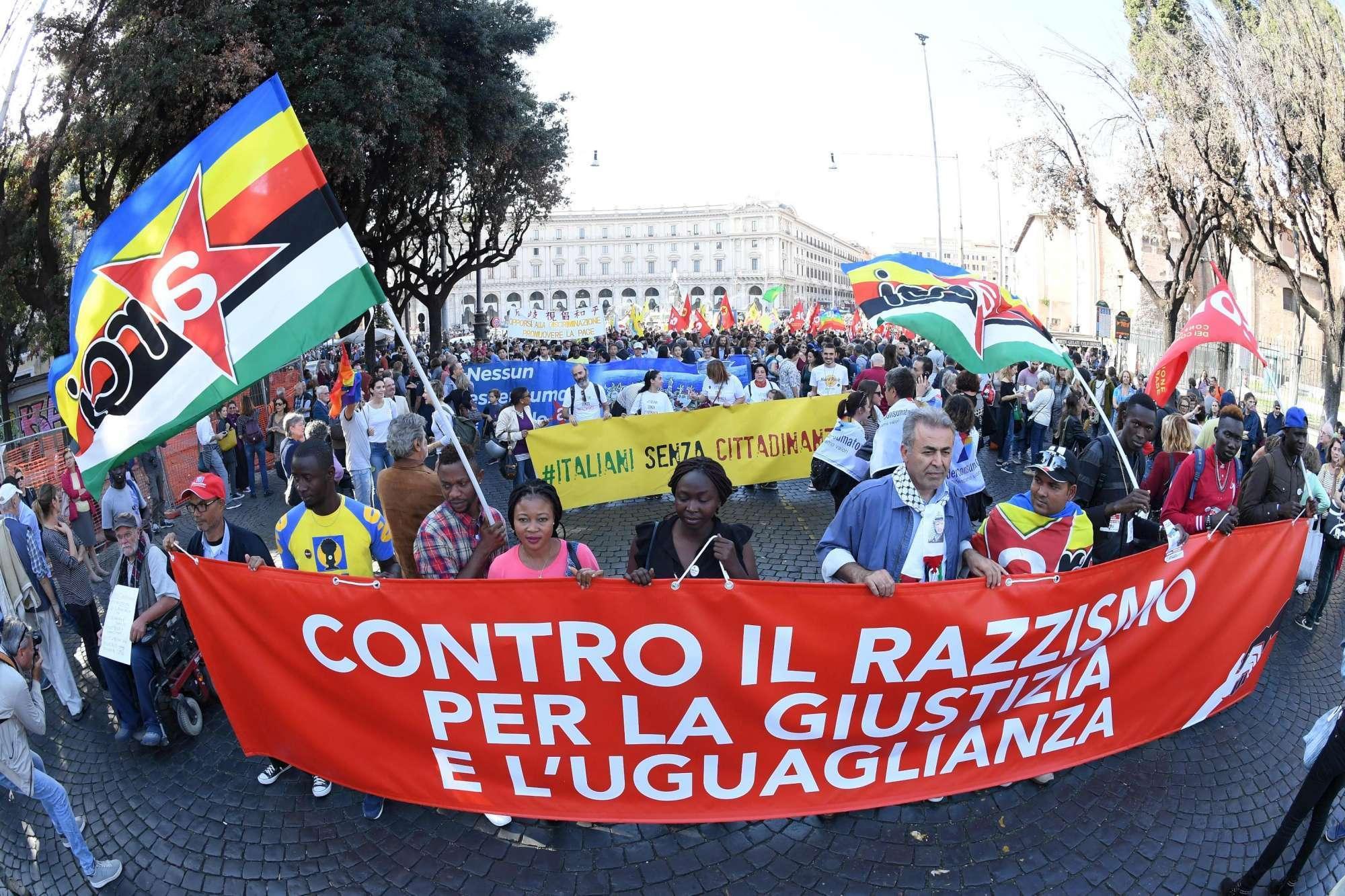Staffetta sciopero della fame per Ius Soli, aderisce anche Verini