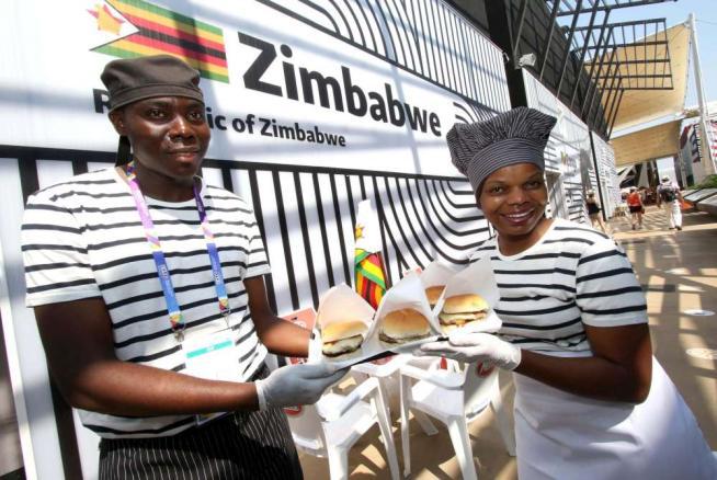 Expo, dopo il successo del crocoburger lo Zimbabwe stupisce con il panino alla zebra