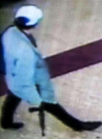 Roma Termini: paura in stazione per uomo con fucile, ma era un'arma giocattolo
