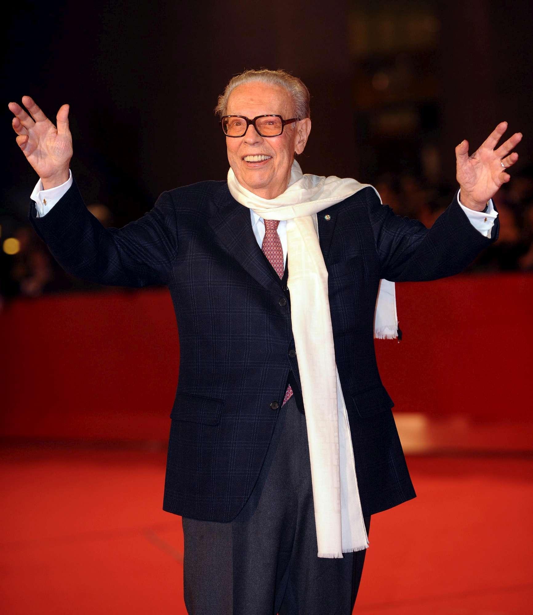 Addio a Gian Luigi Rondi, il papà della critica cinematografica