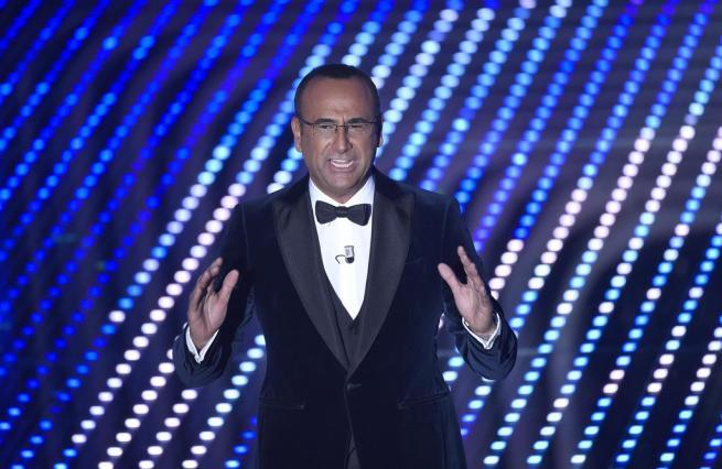Festival di Sanremo 2016, Pausini ed Elton John nella serata delle coccarde arcobaleno