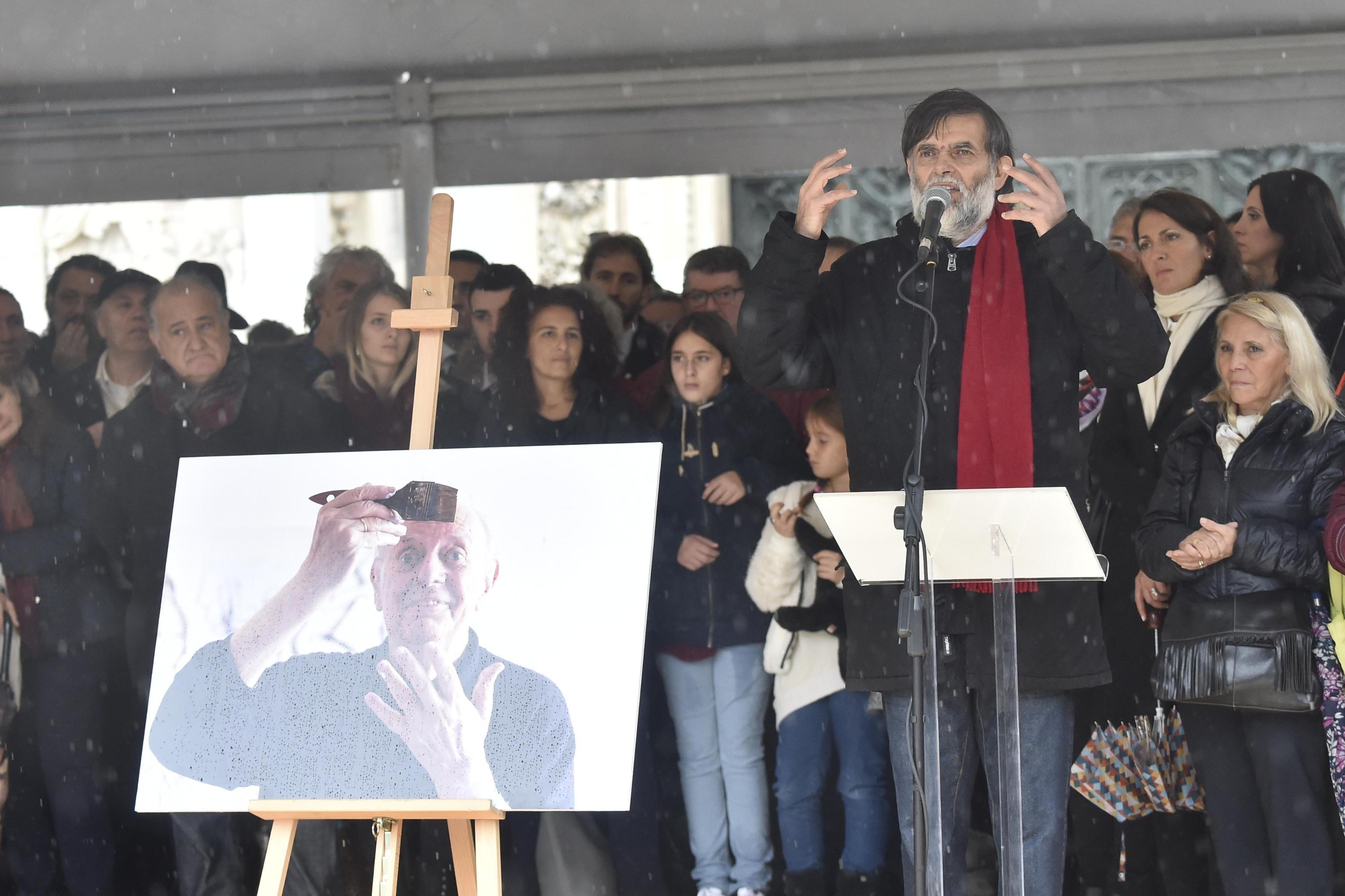 Dario Fo, da Beppe Grillo a Roberto Saviano: l addio al Maestro