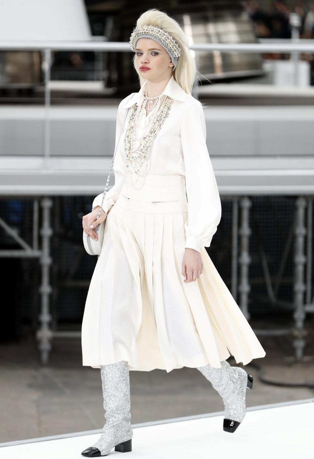 La moda per un Bianco Natale
