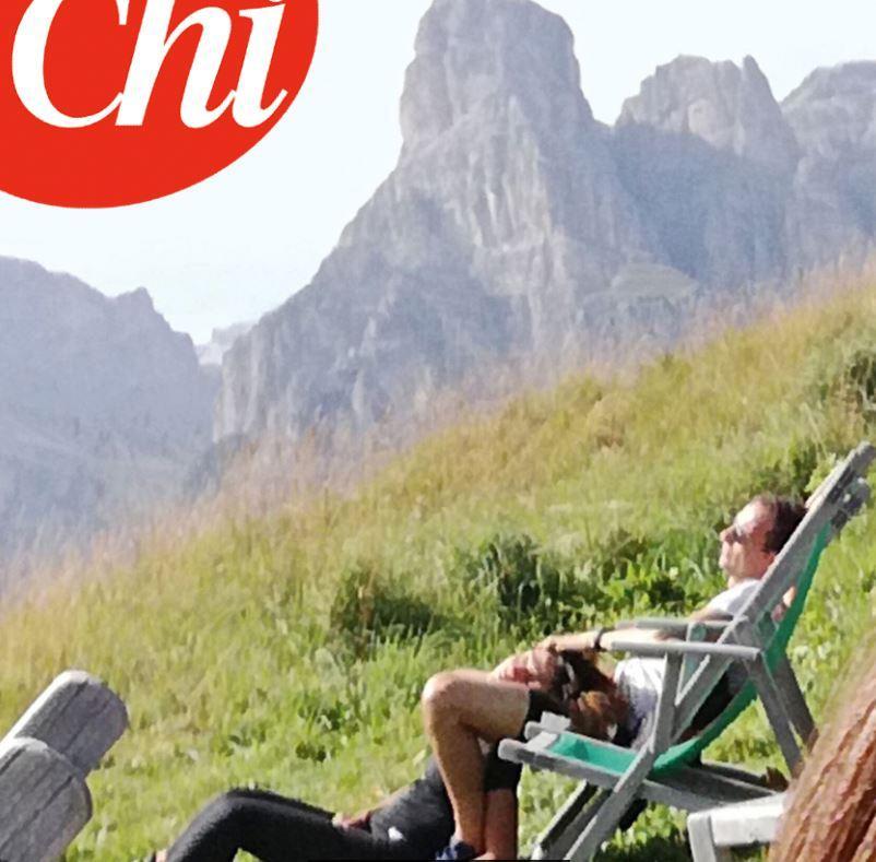 Ambra e Allegri più innamorati che mai, la fuga d'amore sulle Dolomiti