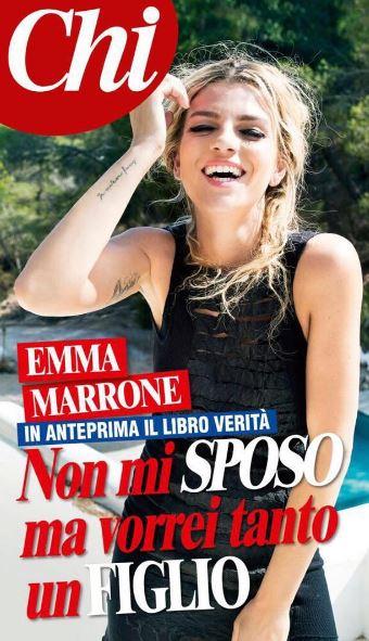 Emma Marrone, sogni e racconti di una star