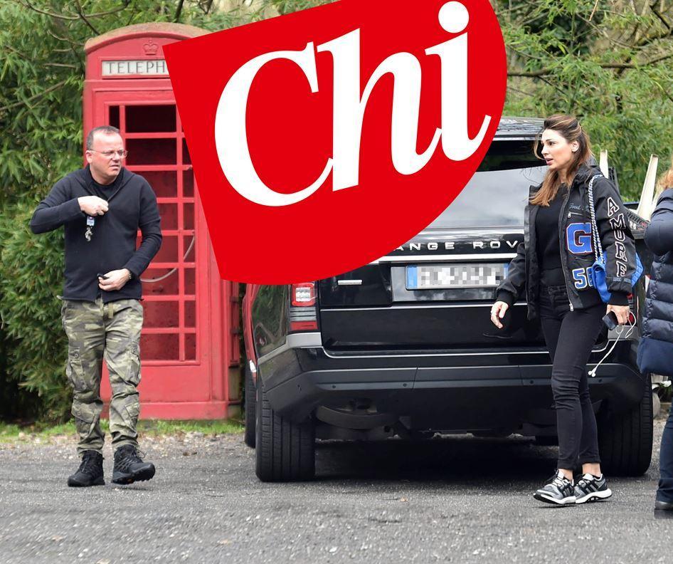 Gigi D Alessio e Anna Tatangelo, eccoli di nuovo insieme