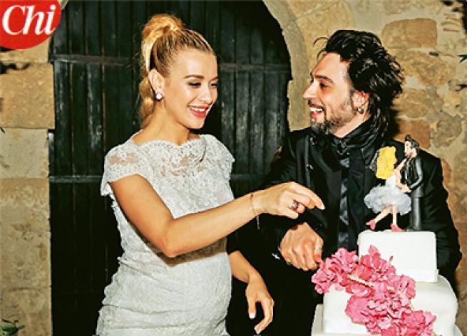 Francesco Dell Uomo Matrimonio : Clizia incorvaia francesco sarcina ecco tutte le foto delle nozze